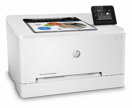 Impresora láser a color HP Laser Jet Pro M254 por sólo 169 euros durante el día de hoy en Amazon