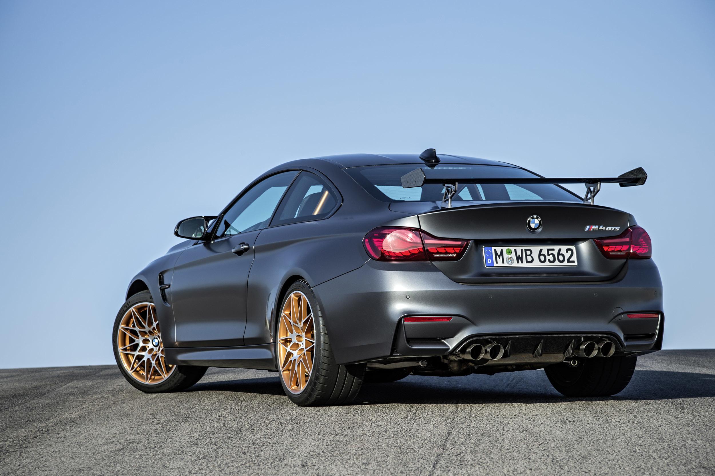 Foto de BMW M4 GTS (53/54)