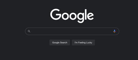 Google Search Dark Mode Scaled
