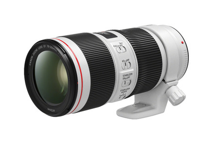 Canon Ef 70 200 Mm F4l Is Ii Usm Fsl