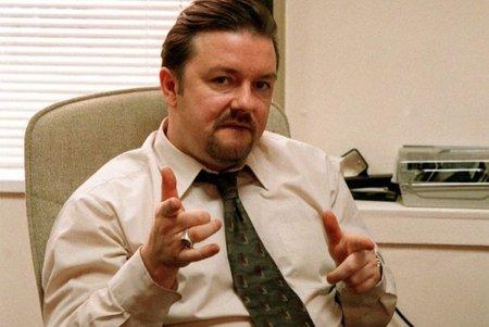 Ricky Gervais protagonizará la segunda parte de 'Los Muppets'
