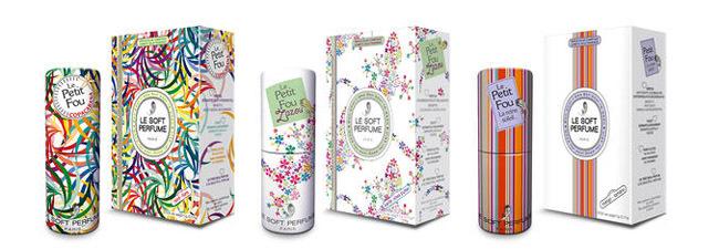 Coleccion 2013 Soft Perfume