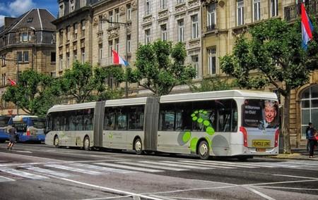 Luxemburgo quiere convertirse este verano en el primer país del mundo con todo el transporte público gratuito