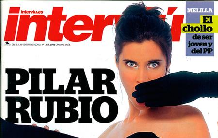 Ya estaba tardando: Pilar Rubio levanta el hacha de guerra contra Interviú
