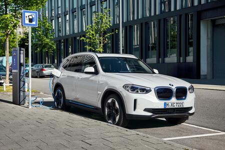 BMW iX1 eléctrico