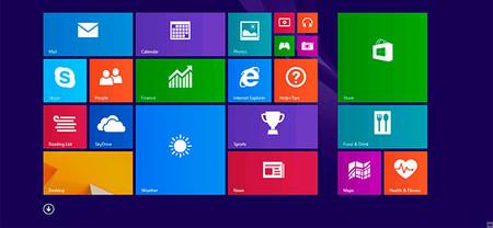 Windows 8.1 de cerca, opciones de inicio y apagado