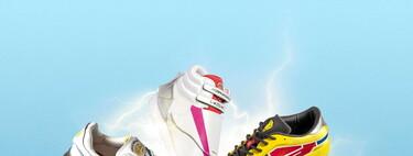 Reebok vuelve a apelar por la nostalgia con sus nuevas zapatillas inspiradas en los Power Rangers