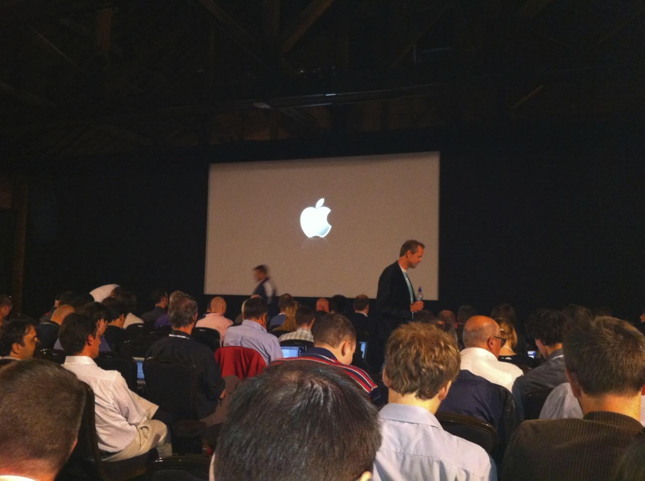 Foto de Evento Apple 1 de Septiembre (8/12)