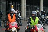 Francia impone una ley de alta visibilidad a las motos