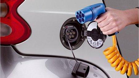 Los coches eléctricos, sin impuesto de circulación en Santander