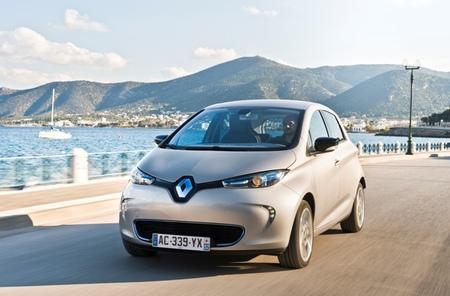 Renault ZOE exterior 41