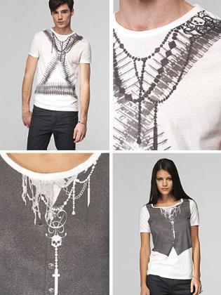 Levi's vuelve a contar con :Phunk Studio para sus camisetas