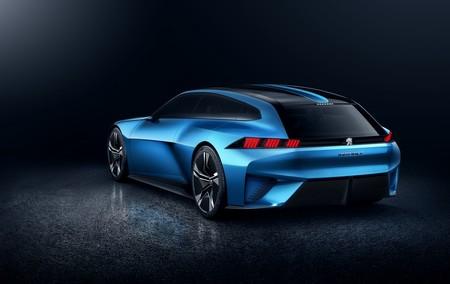 Peugeot Instinct Concept 5
