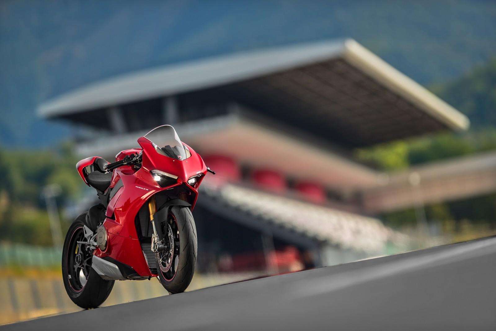 Foto de Ducati Panigale V4 2018 (44/52)