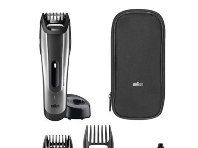 Recortadora para barba Braun BT5090 por 38,75 euros