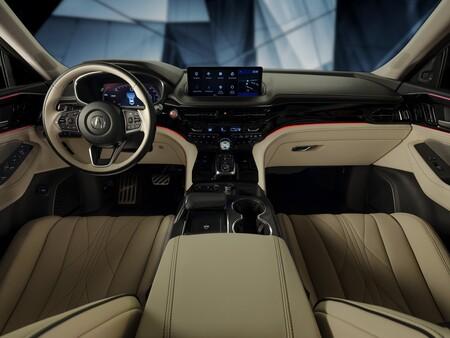 Acura Mdx Prototype 2022 24