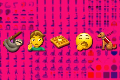 Mofetas, gofres y brazos protésicos: conoce los nuevos emojis que llegan a macOS, Windows, iOS y Android