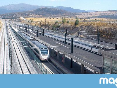 No, la estación de Otero de Sanabria, de 26 habitantes, no es otro ejemplo de derroche en las obras del AVE