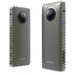 Ricoh R, una nueva cámara 360 pensada para el streaming de hasta 24 horas