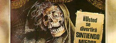 Cine en el salón: 'Creepshow', el terror no es cosa de risa...¿o sí?