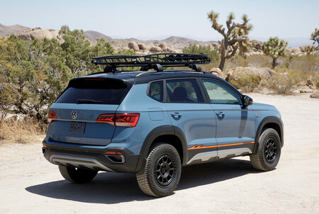 Volkswagen Taos Basecamp Concept 2