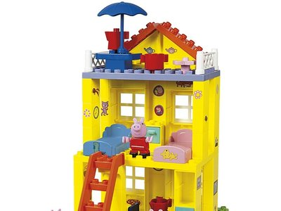 La casa de Peppa, de Simba, por 39,99 euros en Amazon