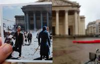La realidad vuelve a enfrentarse a la ficción con estas imágenes del París de Assassin's Creed Unity