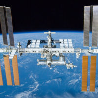 La Estación Espacial Internacional ha sido evacuada por la amenaza de la basura espacial