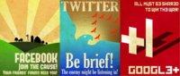 """Twitter y Facebook no están copiando a Google+: sólo estamos viendo el significado de """"competencia"""""""