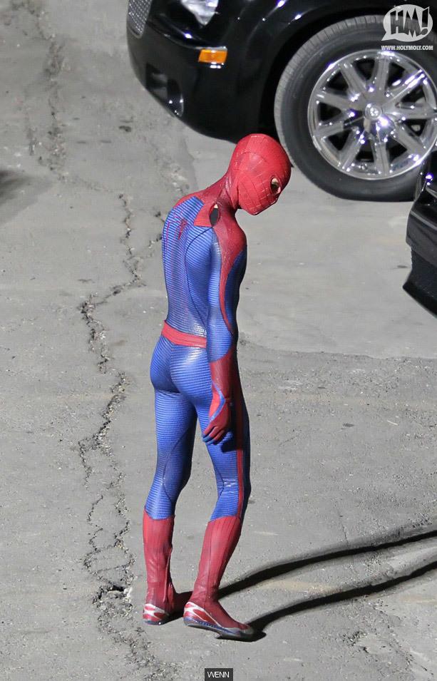 Foto de 'Spider-Man' de Marc Webb, nuevas fotos del rodaje (12/17)