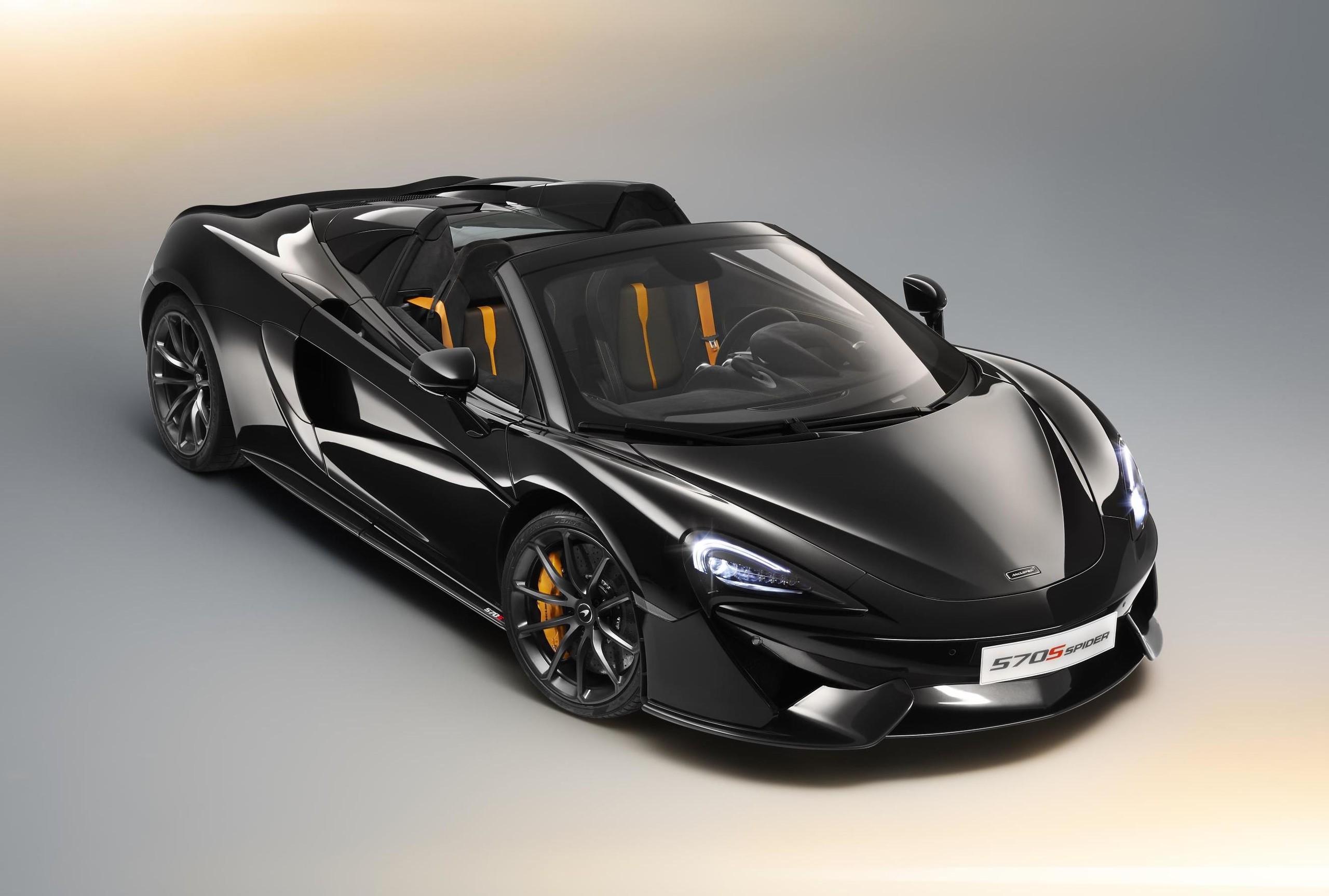 Foto de McLaren 570S Spider Design Studios (1/6)