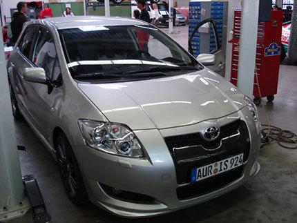 ¿Variante deportiva del Toyota Auris?