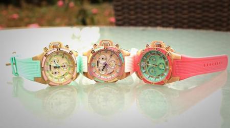 Relojes Technosport, cronógrafos con un estilo fuera de lo común