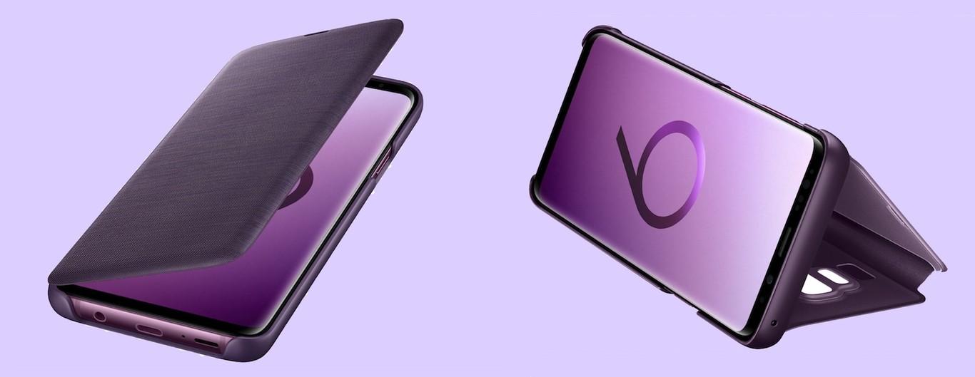 cd3239040e8 Accesorios para el Samsung Galaxy S9 y S9+: precio y disponibilidad de sus  nuevas fundas y carcasas