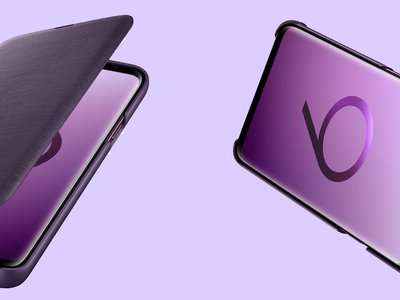 Accesorios para el Samsung Galaxy S9 y S9+: precio y disponibilidad de sus nuevas fundas y carcasas