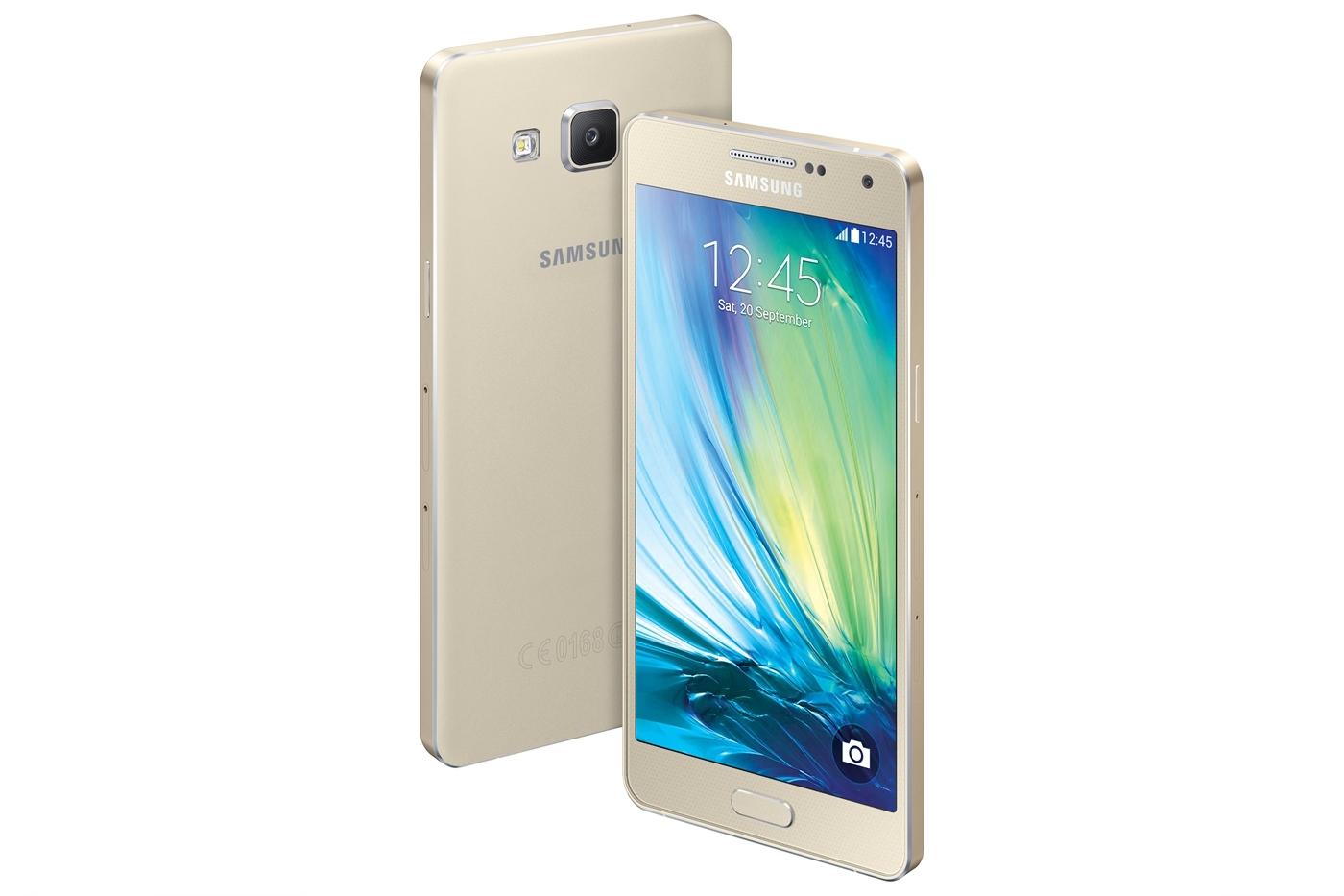 Foto de Samsung Galaxy A5 y Galaxy A3 (20/21)
