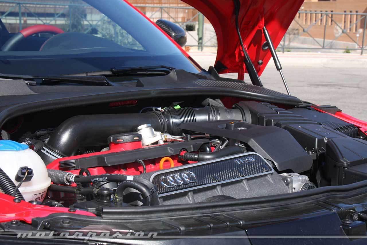 Foto de Audi TT RS S-Tronic (miniprueba) (3/51)