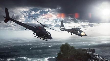 Podremos practicar con los vehículos de 'Battlefield 4' tranquilamente