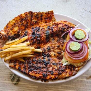 Honran la receta del Pescado a la Talla, preparación emblemática de la cocina de México