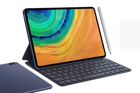 MatePad Pro, una tableta que replantea su categoría