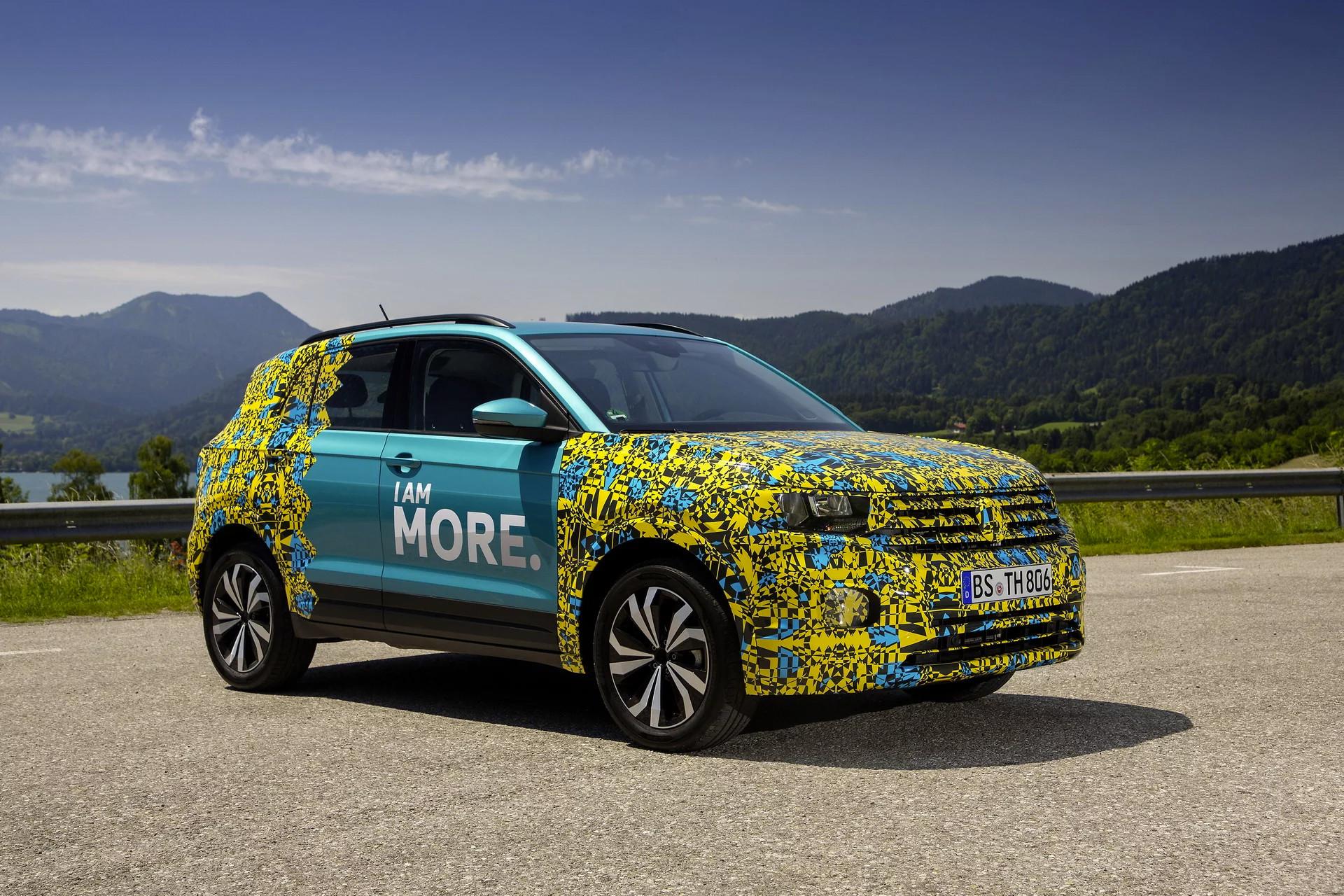 Foto de Volkswagen T-Cross (primeras imágenes) (12/28)