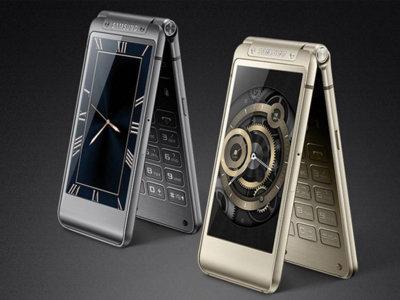 Samsung prepara el Galaxy Veyron, un poderoso flip phone exclusivo para China
