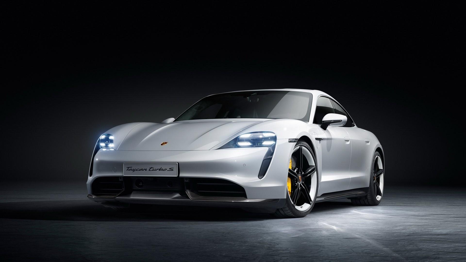 Foto de Porsche Taycan (15/29)