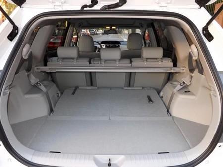 Toyota Prius+ Maletero en configuración 5 plazas