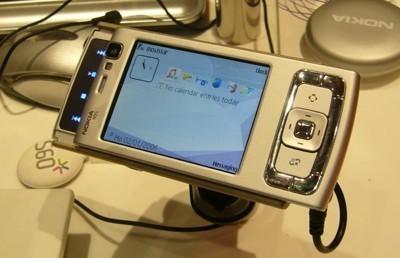 Nokia N95, primeras impresiones