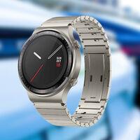 Huawei Watch GT 2 Porsche Design: el reloj más exclusivo de Huawei está hecho de titanio