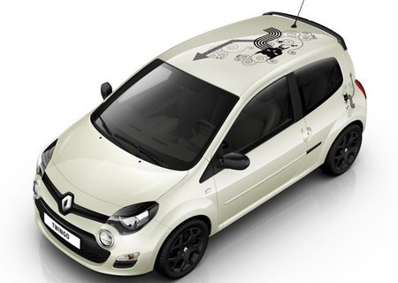 Renault Twingo 2012 strippings techo
