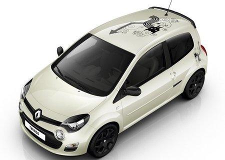 Renault Twingo 2012 strippings techo