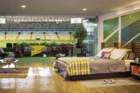 ¿Te gustaría una suite dentro del estadio de Maracaná? Pues con Airbnb, es posible