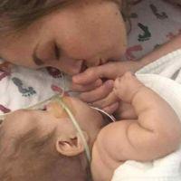 Tras quedar su lactancia vacía decidió donar su leche para otros bebés